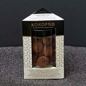 Caramelised Macadamia Nuts
